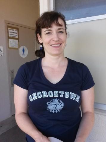 Faculty Interview: Ms. Burkhart