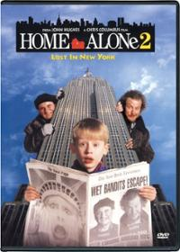 """""""Home Alone 2 Lost In New York"""""""