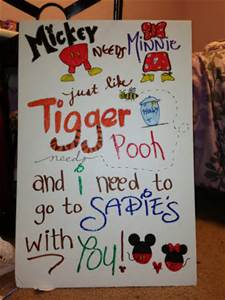 6 Cute Ways to Ask a Guy to Sadies