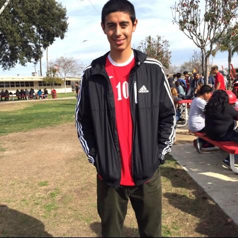Cristian Ramirez: Soccer Captain
