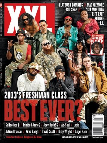 XXL Freshman Class