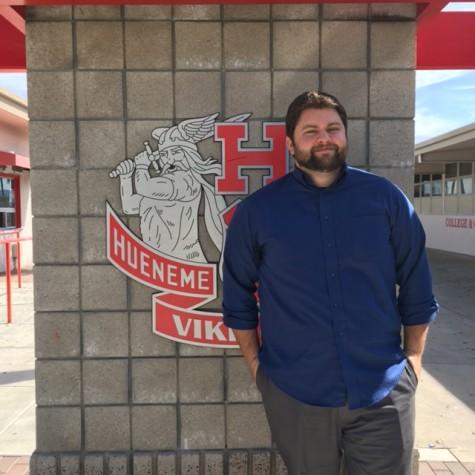 Interview: Student Teacher Tom Gonzales