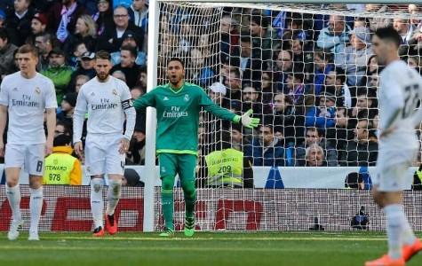 Real Madrid's Tough Loss At La Liga