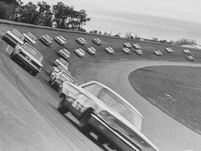 How Stock Car Racing Began