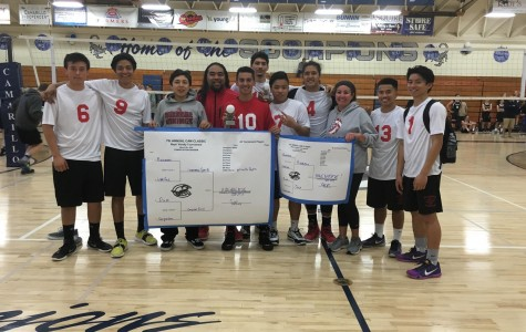 Boy's Volleyball: A Run for First PVL Title