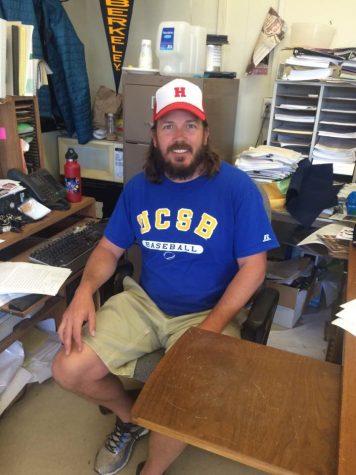Teacher Interview: Mr. Ehlers