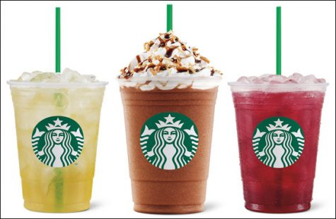 Starbuck's New Summer Drinks