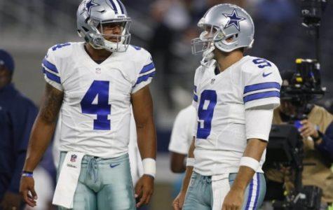 who should start Prescott or Romo in week 11?