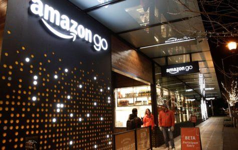 Amazon Go Grocery Store