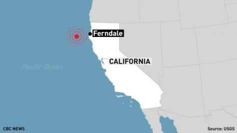 6.5 Magnitude off Northern California
