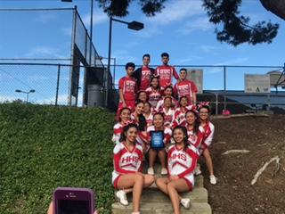 USA Cheerleading Regional Competition