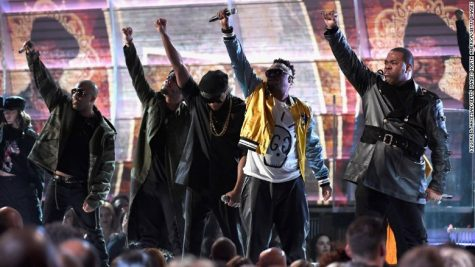 Oxnard Native and A Tribe Called Quest Tear up the Grammy Stage