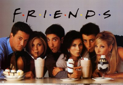 Reasons Why Friends Would Be Offensive Today