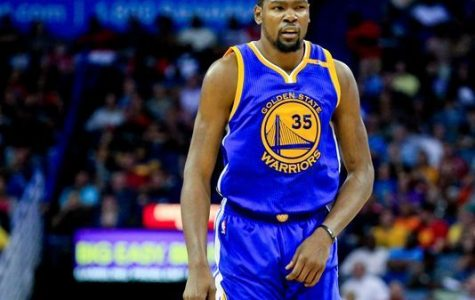 Kevin Durant Out Indefinitely