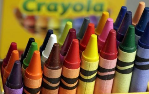 Crayola is retiring color from iconic 24-count crayola box