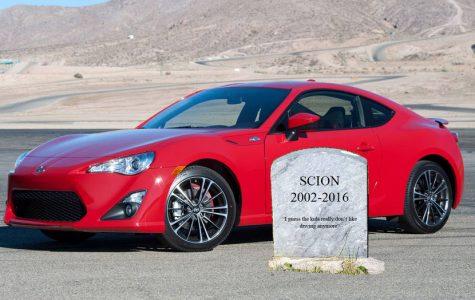 Did Toyota Discontinue Scion?