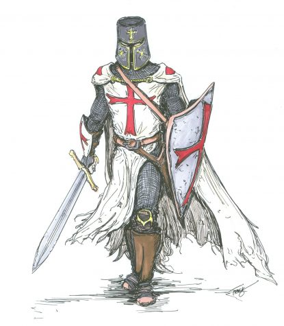 Who Are The Knights of Templar