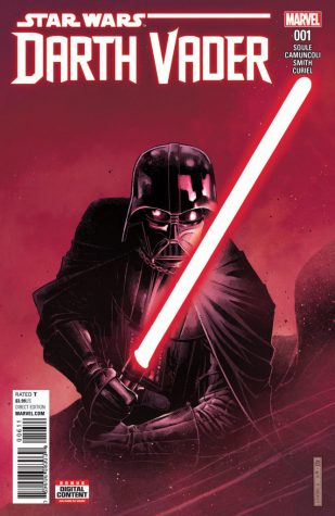 New marvel comic about Darth Vader