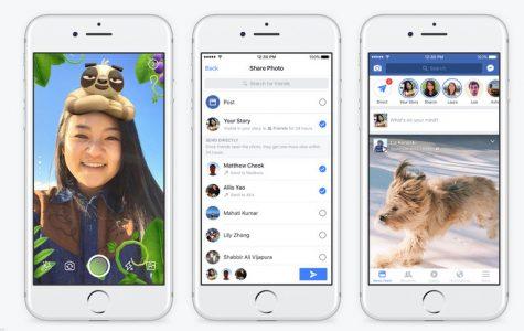 Facebook Mirrors Snapchat Again