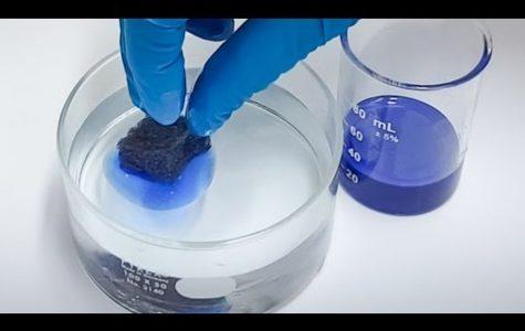 New 'Sponge' That Absorbs Oil