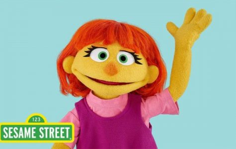First Muppet with Autism