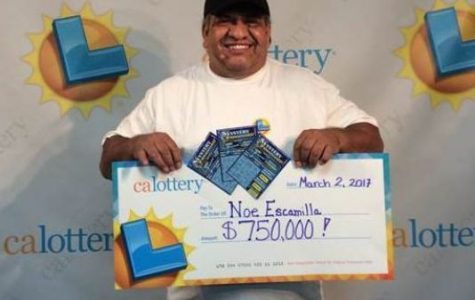$750,000 Lottery Ticket Bought In Port Hueneme