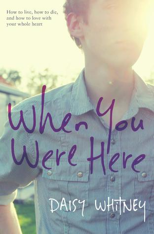 Book Review: When You Were Here