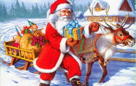 The Legend of Santa Claus