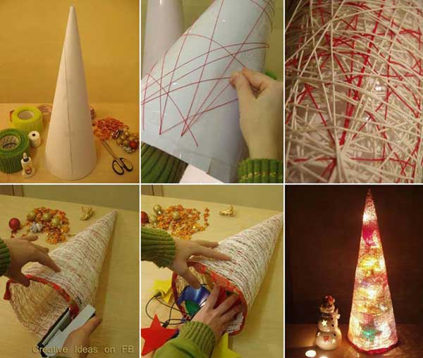 Easy DIY Christmas Decor! – The Voyager
