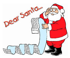 What's everyone's top thing on their Christmas list?