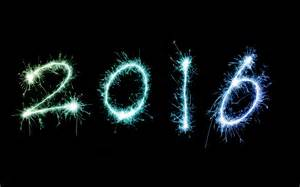 New Year, New Things! 2016