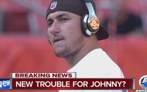 Cleveland Browns QB Manziel goes to practice drunk!