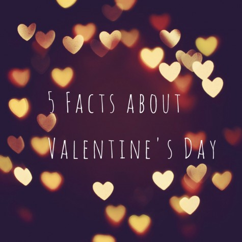 Facts About Valentine's Day