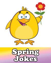 Spring Riddles & Jokes ? ?