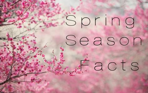 Spring Season Facts