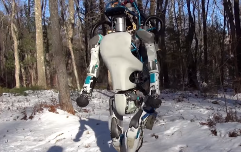 Atlas: Google's New Robot