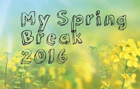 My Spring Break