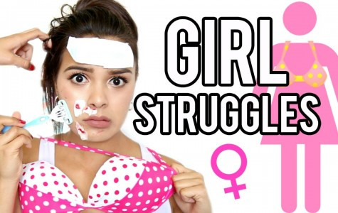 The Daily Struggles for Girls ?? ?