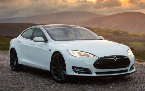 Total Cars Tesla produces Each Year