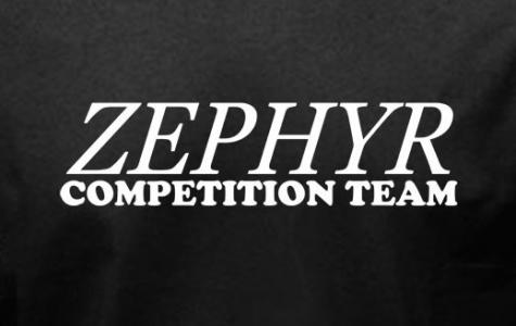 The Original Zephyr competition Skate Team
