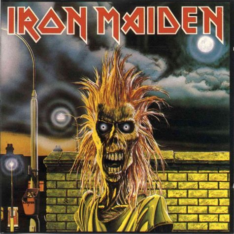 One of my favorite albums: 'Iron Maiden'