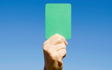 Green card? Serie B hands out the first ever sportsmanship card.