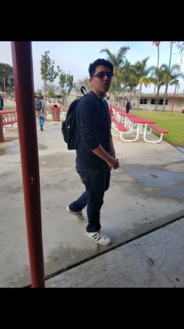 Meet HHS Freshman Kevin Sanchez