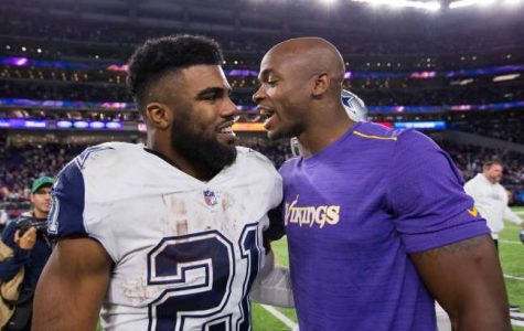 AP to The DC Cowboys to purse Adrian Peterson in free Agency