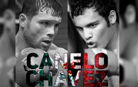 Canelo Alvarez vs Chavez Jr (May 6)