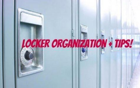 Locker Organization Tips