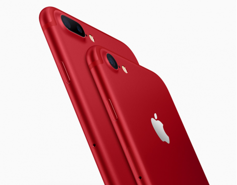 Apple Releases A New Red Iphone and Ipad