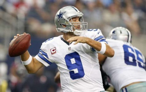 Tony Romo Leaves Football for Broadcast Career
