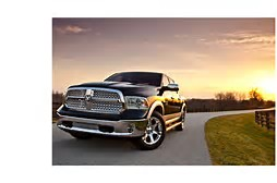 New Ram Trucks