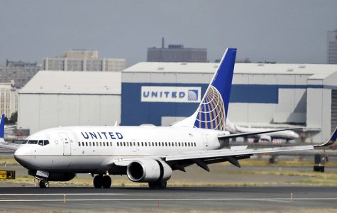 United Airlines Beat Passenger Over Seat